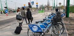 Rowery miejskie wróciły do Poznania