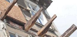 Zabrali nam balkony, żyjemy teraz za kratami