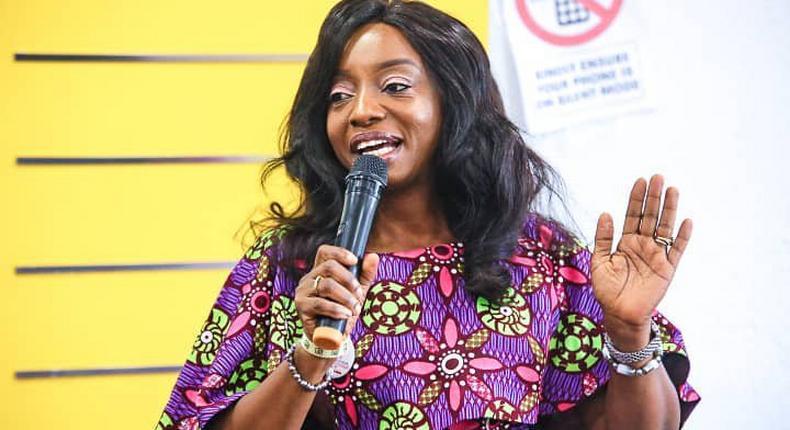 Lagos First Lady, Dr Ibijoke Sanwo-Olu (Araba)