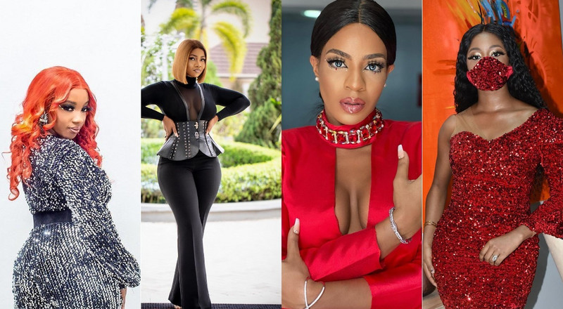 BBNaija Pepper Dem Reunion Day 8: Ladies night doesn't always spell trouble