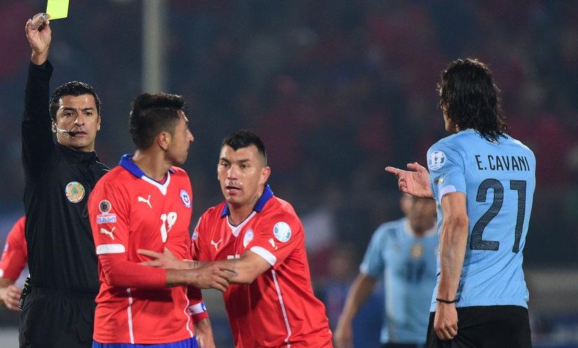 Chile zrobi wszystko aby wygrać Copa America! Nawet kosztem brudnej prowokacji!