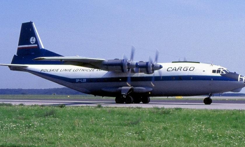 Katastrofa polskiego An-12 w Bejrucie