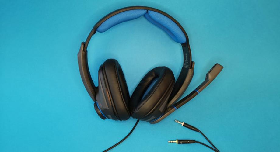 Gaming-Headset GSP 300 von Sennheiser im Test