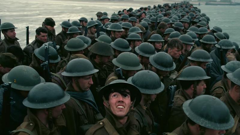 """""""Dunkirk"""" - kadr z filmu"""