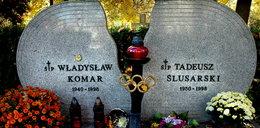 Władysław Komar zostawił rodzinę bez grosza
