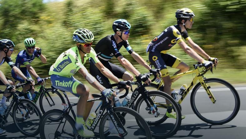Rywale Froome'a chwalą trasę Tour de France 2017
