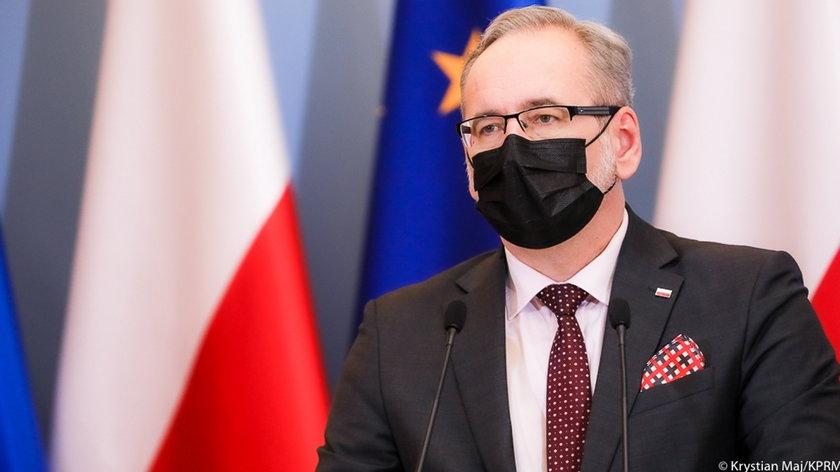 Kolejna konferencja ministra zdrowia - tym razem w środę (17.03)