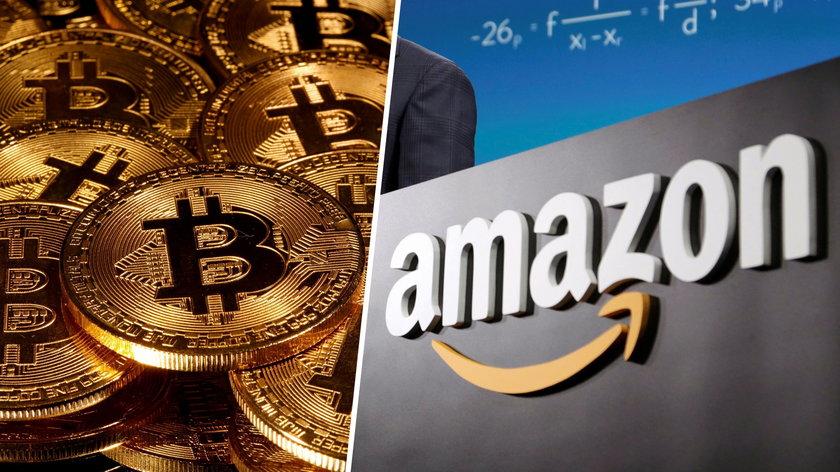 Ekspert porównuje bitcoin do Amazona