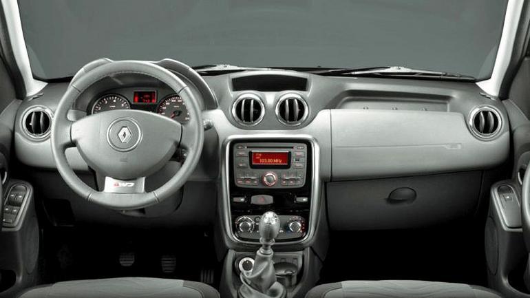Dacia Duster ma nowe wnętrze