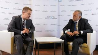 Prezydent Gdyni: Trzeba nie tylko umieć wydawać środki unijne, ale określać priorytety