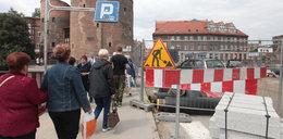 Ale tu bałagan! Centrum Gdańska rozkopane!