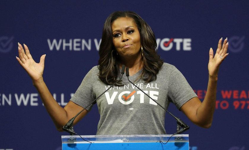 Michelle Obama zawstydziła marszałka