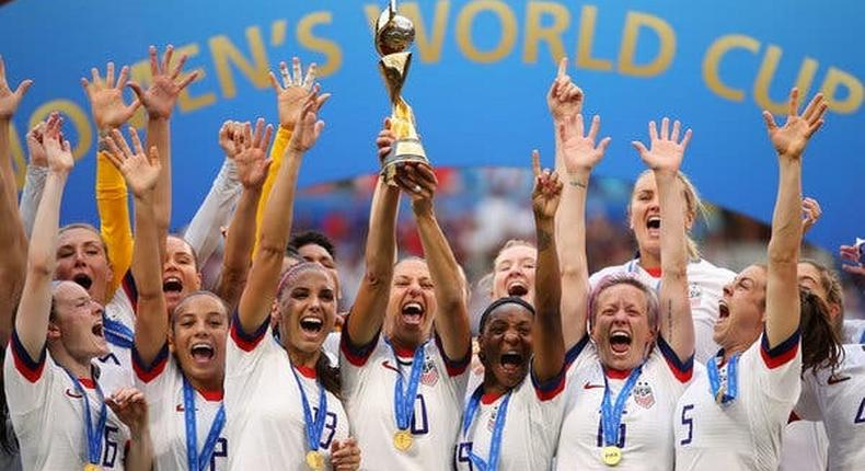 Another World Cup win for the U.S. women, another ticker-tape parade