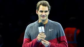 """To żona Rogera Federera """"nosi spodnie"""" w ich domu"""