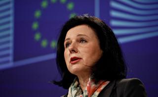 Jourova: Również KE musi działać zgodnie z zasadami praworządności