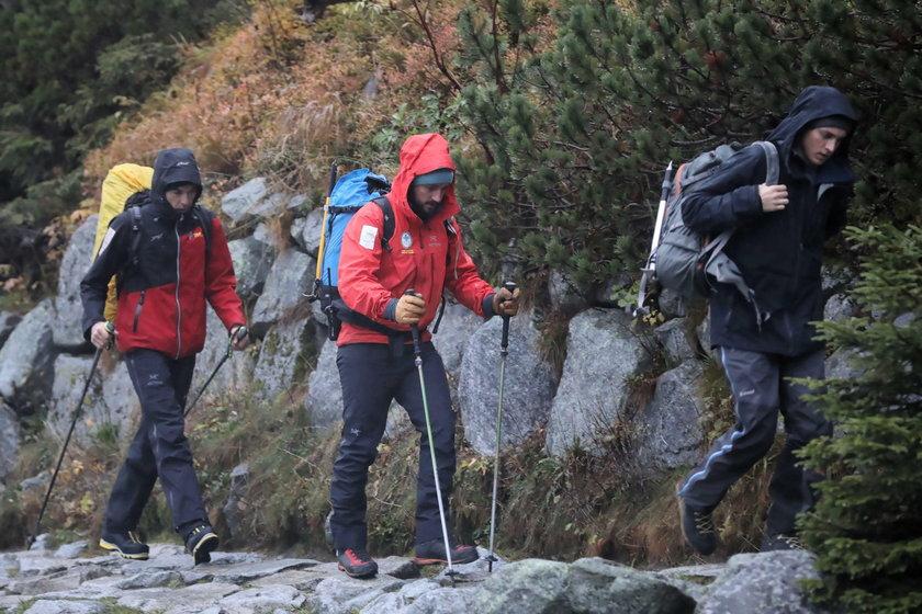 Wyjście zimą w góry może być bardzo niebezpieczne.