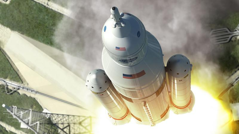 NASA pracuje nad nową olbrzymią rakietą