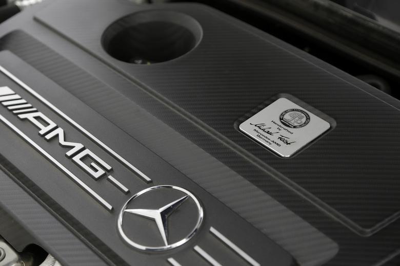 Mercedes CLA 45 AMG 4Matic