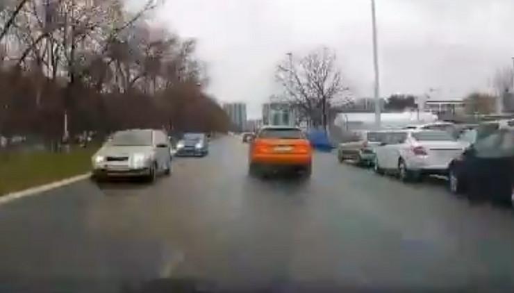 kontra smer vožnja