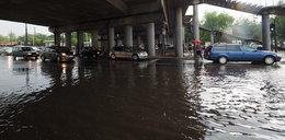 Burza i deszcz. Ostrzeżenie meteorologiczne dla Łodzi