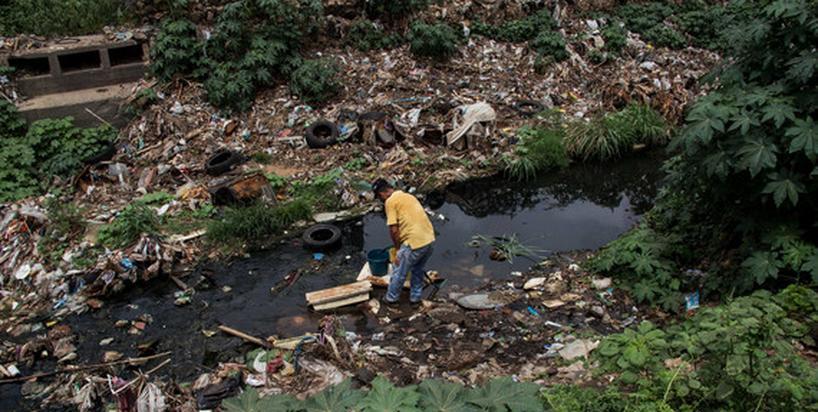 Ameryka Łacińska na krawędzi kryzysu wodnego