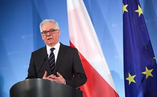 Szef gabinetu prezydenta o spotkaniu szefa MSZ z Timmermansem: Dobry gest