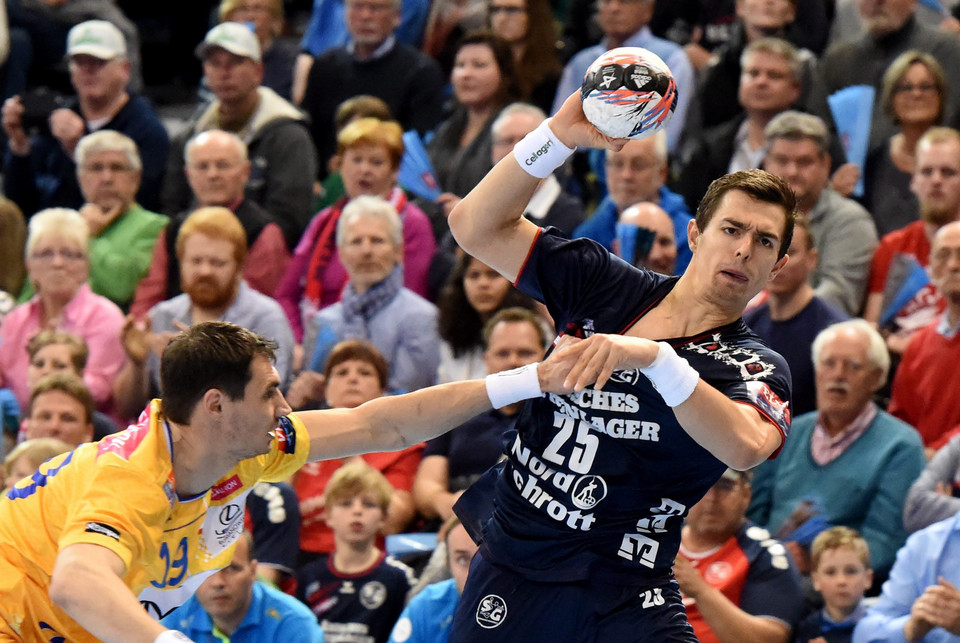 GERMANY HANDBALL CHAMPIONS LEAGUE (SG Flensburg-Handewitt vs KS Vive Kielce)