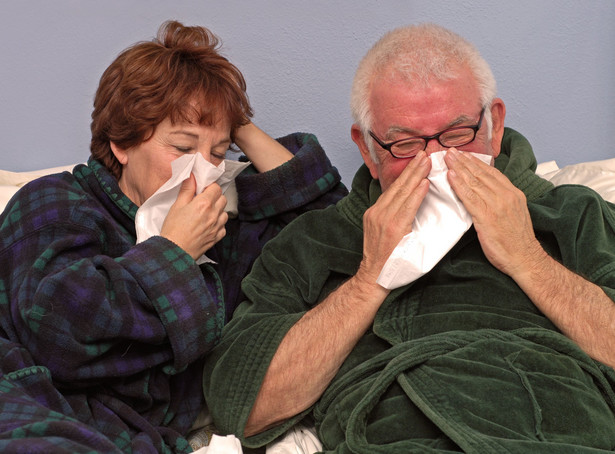 Hantawirus wywołuje objawy podobne do grypy