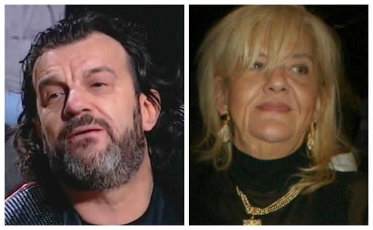 Aca Lukas i Marina Tucaković