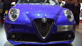Alfa Romeo MiTo Veloce - mieszczuch o sportowym zacięciu (Targi Genewa 2016)