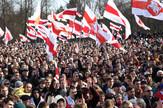 Minsk, Belorusija, protest, EPA - TATYANA ZENKOVICH