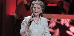 Irena Santor. Śpiew pomaga jej przeżyć żałobę