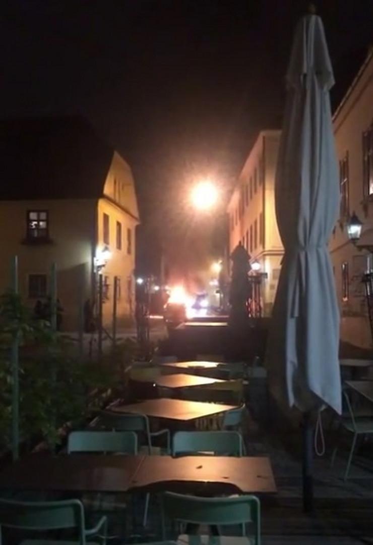 Zagreb požar