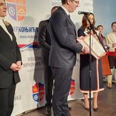 """OTVOREN POGON VRANJSKE FABRIKE U DRVARU Vučić: """"Pomoći ćemo i Dom zdravlja, nemamo nikakvih zadnjih namera"""""""
