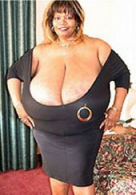 Ani Tarner, alijas Norma Stic, žena s najvećim grudima na svetu