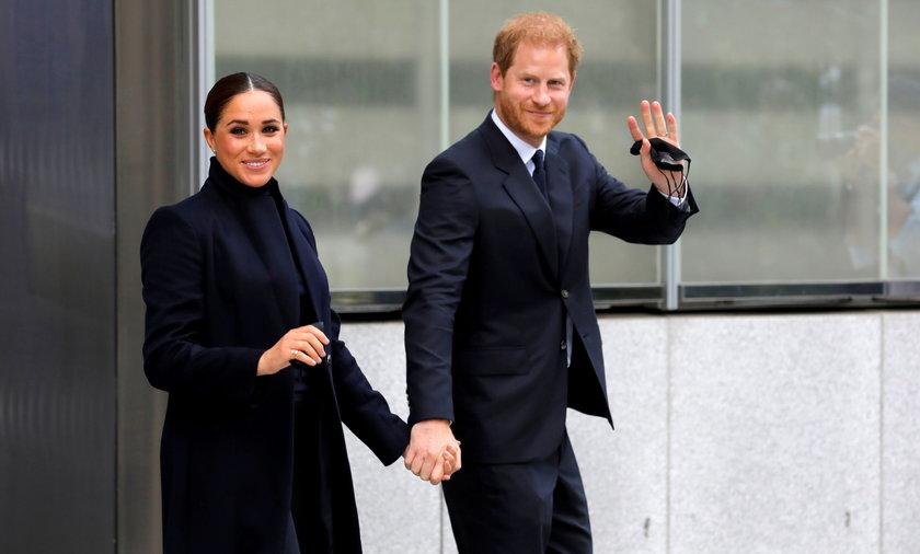 Meghan Markle kontroluje księcia Harry'ego? Tak uważa ekspert od mowy ciała