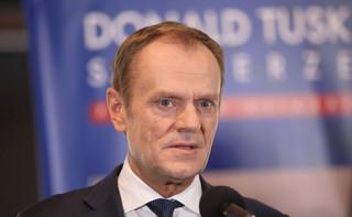 Tusk: To nie jest sukces, że mamy pół roku, by zastanowić się, czy chcemy wypaść z UE w kwestii ochrony środowiska i wielkich pieniędzy na nią