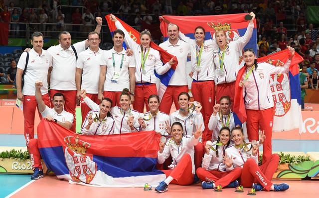 Istorijski uspeh: Prva olimpijska medalja za našu žensku odbojku