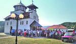 ZAMENA ZA VALJEVSKU GRAČANICU Nova crkva u Tubraviću otvorena za vernike