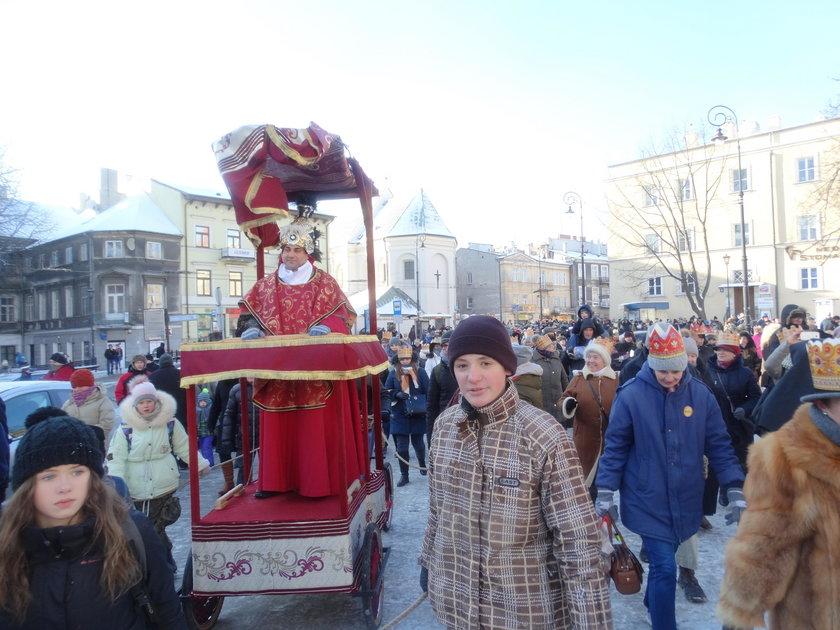 Już w sobotę przez Lublin przejdą Trzej Królowie