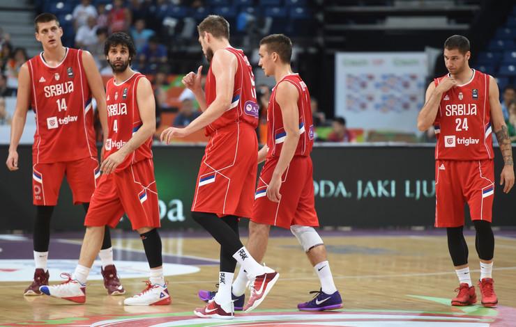 Košarkaška reprezentacija Srbije, Košarkaška reprezentacija Angole
