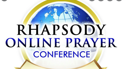 Rhapsody Online Prayer Conference a 24-hour prayer program is HERE again!