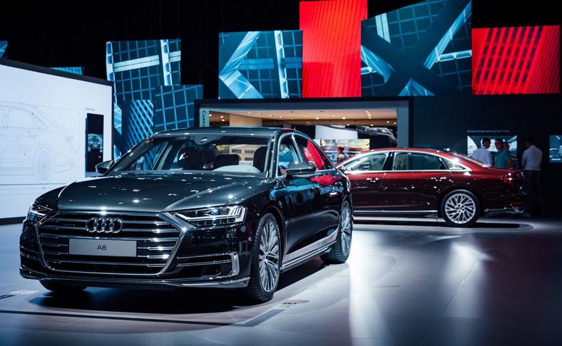 Audi jest przodującym na świecie przedsiębiorstwem rozwijającym technikę autonomicznej jazdy, a nowa generacja flagowego modelu - A8, to pierwszy seryjnie produkowany samochód, stworzony dla wysoce zautomatyzowanej jazdy na tzw. poziomie 3