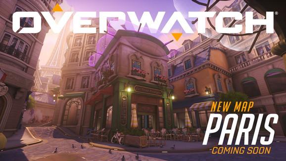 Nova Overwatch mapa u Parizu