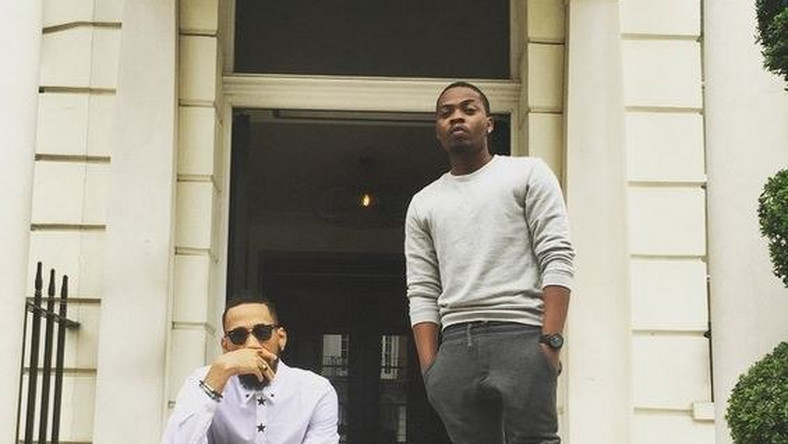 Phyno, Olamide '2 Kings' hang out in London - Pulse Ghana