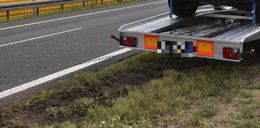 Tragiczny wypadek w okolicy Lublina. Tego nie zauważył operator lawety