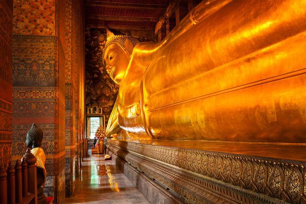Wat Pho (Wielki Budda)