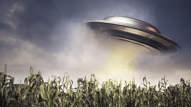 Polak raniony przez UFO