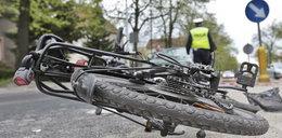 Zginął 12-letni rowerzysta. Potrącił go autem nastolatek