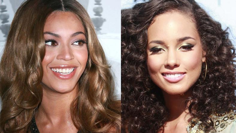"""Zabrakło """"chemii"""" między Alicią Keys i Beyonce..."""